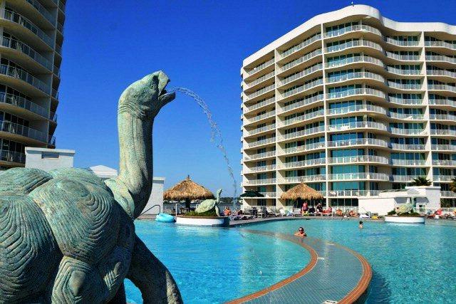 Caribe The Resort Orange Beach