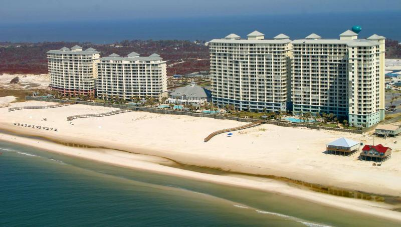 Condos on the Beach in Gulf Shores