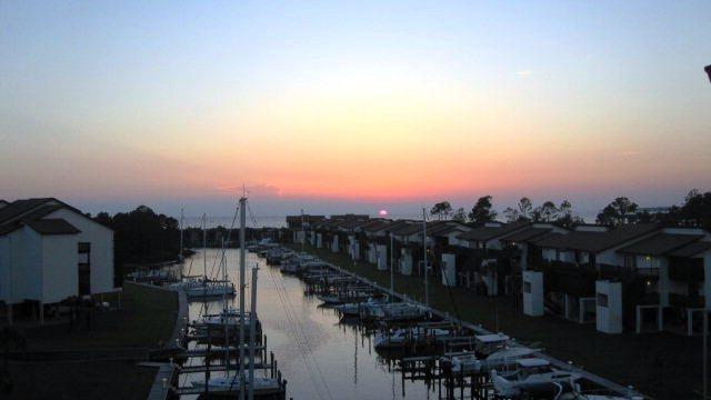 Sailboat Bay Marina Gulf Shores