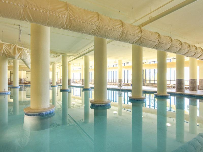 Phoenix West II Indoor pool