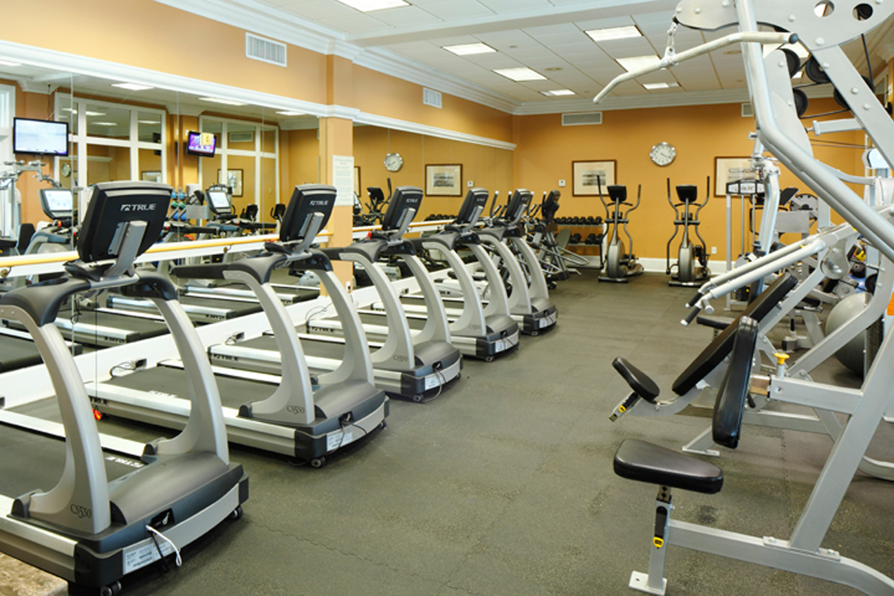 The Beach Club Gulf Shores Fitness