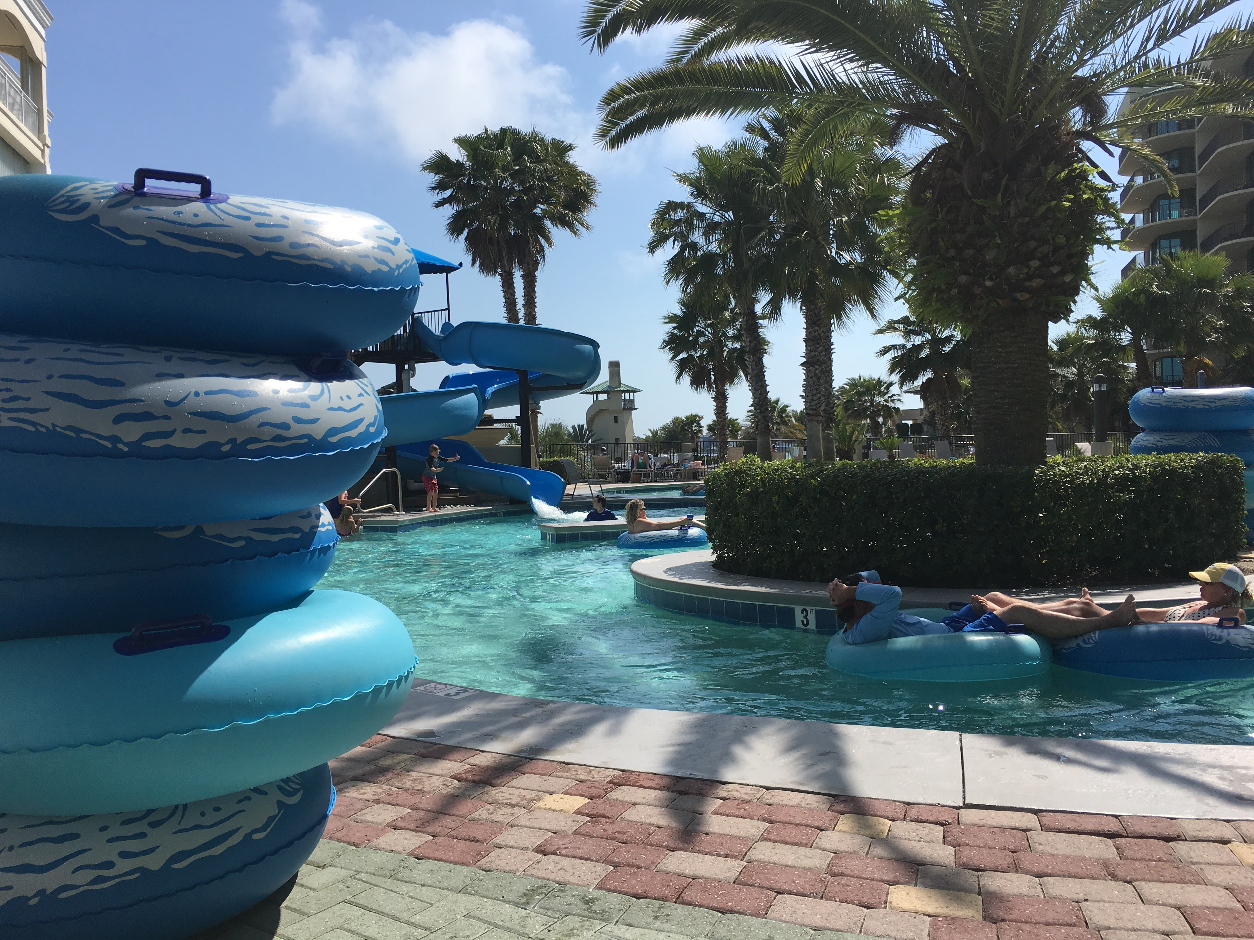 Phoenix on the Bay II - Lazy River