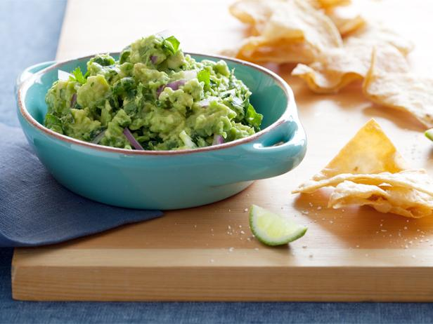 Guacamole recipe from Alton Brown