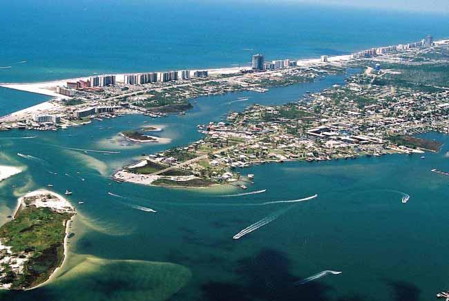 Bay view - Orange Beach