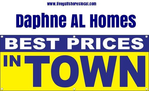Best real estate prices in Daphne AL