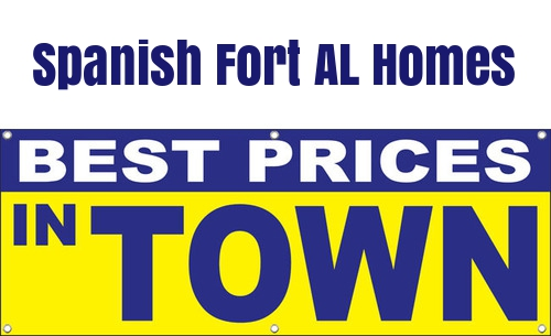 Best Real Estate Prices in Spanish Fort