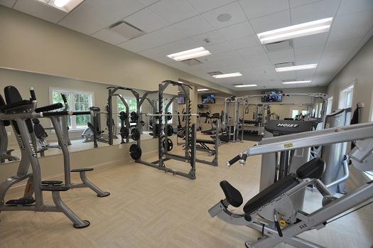 Timbercreek Fitness Room