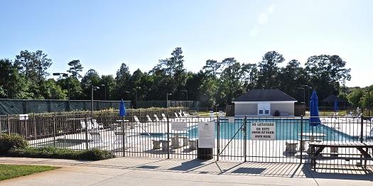 Timbercreek Recreation Pool