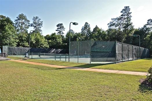 Timbercreek tennis courts