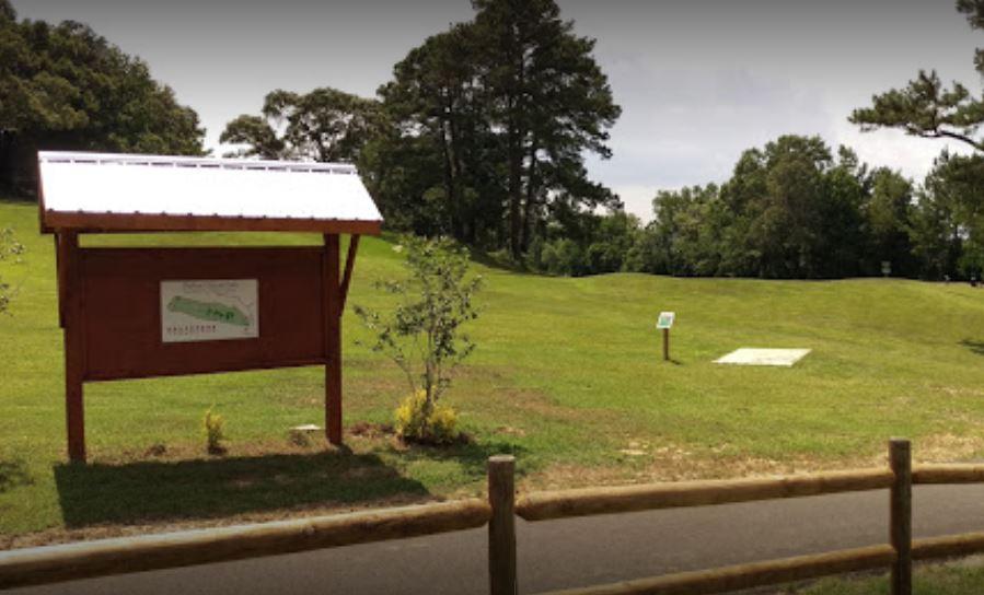 Daphne Central Park Disc Golf Course