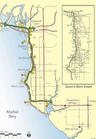 Daphne Eastern Shore Trail