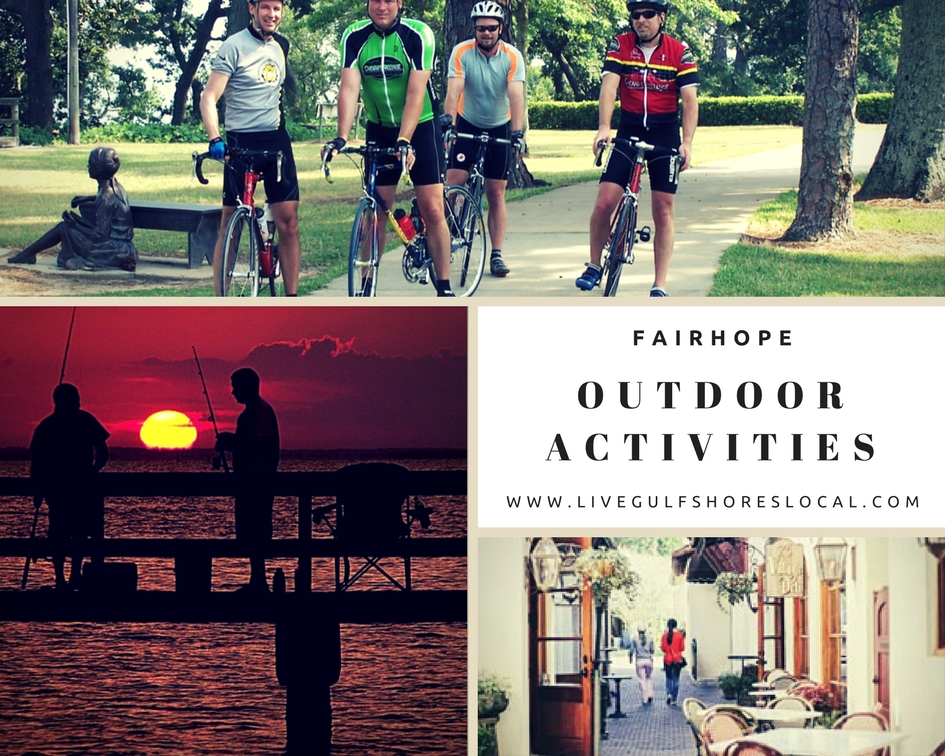 Fairhope Outdoor Activities