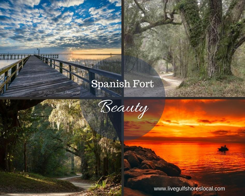 Spanish Fort Beauty