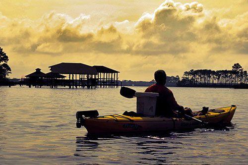 Foley Kayaking