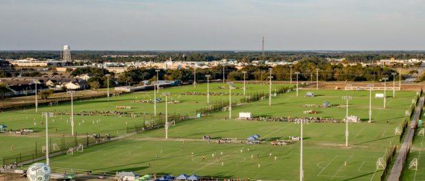 Foley Sports Tourism Complex Fields