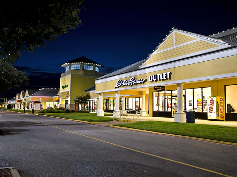 Foley Tanger Outlets Mall