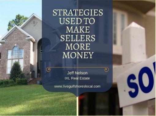 Strategies Used to Make Sellers More Money