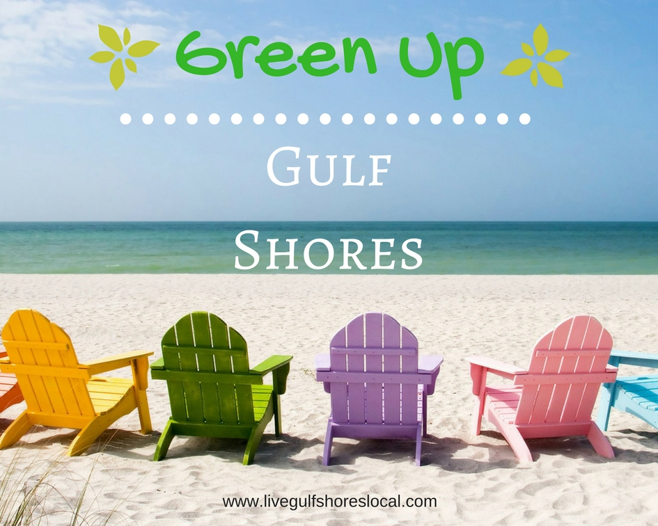 Green Up Gulf Shores