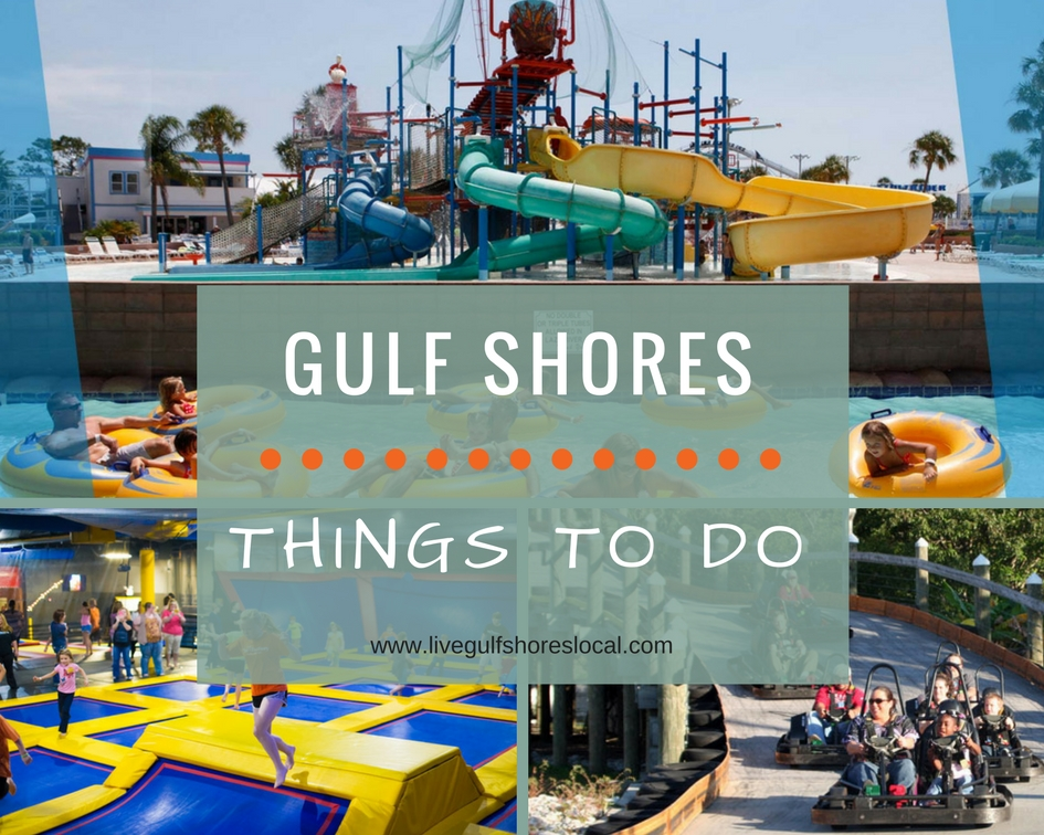 Gulf Shores Things to Do