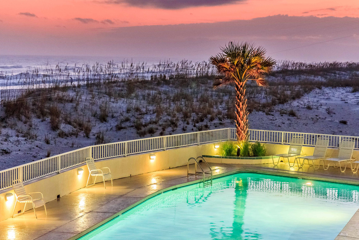 Orange Beach Condo Pool View