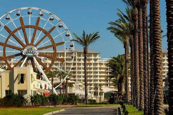 Orange Beach Ferris Wheel
