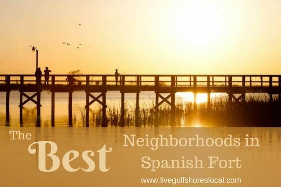 Best Neighborhoods in Spanish Fort