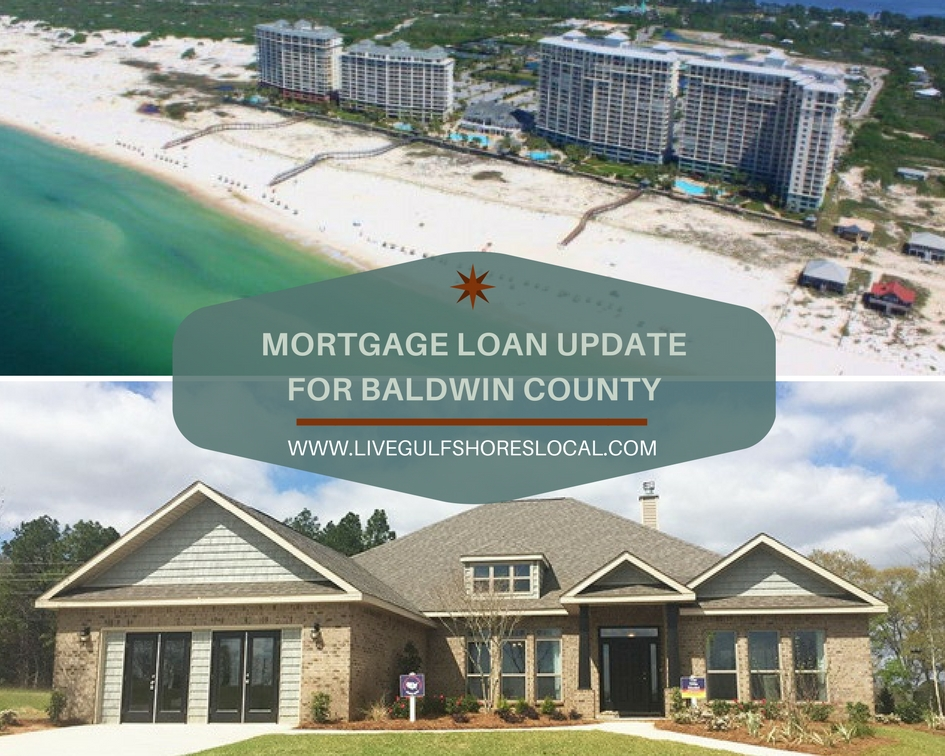 Mortgage Loan Update for Baldwin County