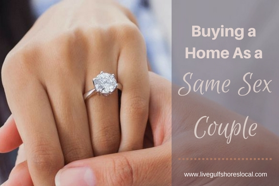 Same Sex Marriage - Purchasing a Home