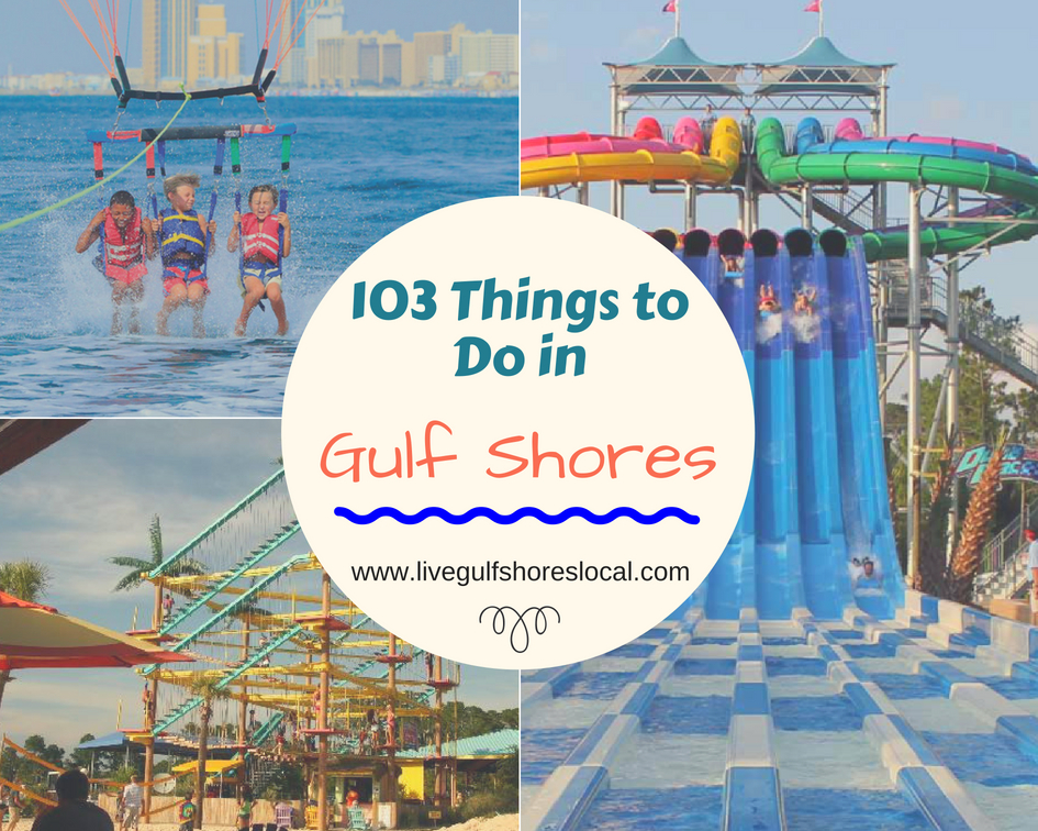 103 Things to Do in Gulf Shores