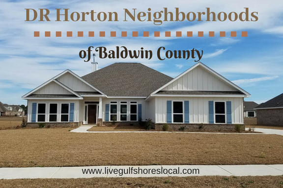 DR Horton Neighborhoods - Baldwin County