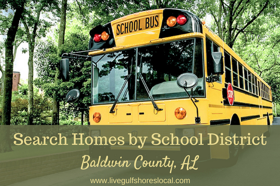 Search Homes by School District - Baldwin County, AL