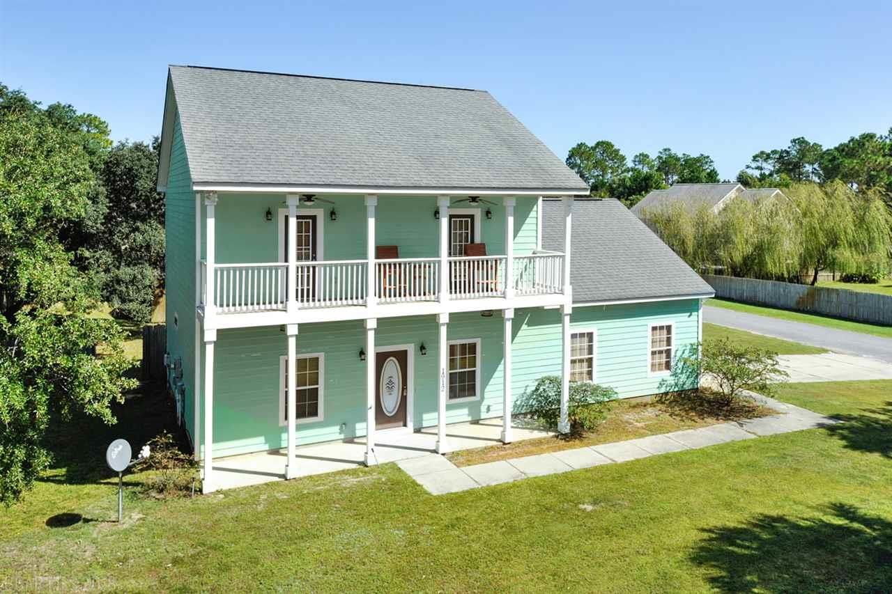 Creole Style Home