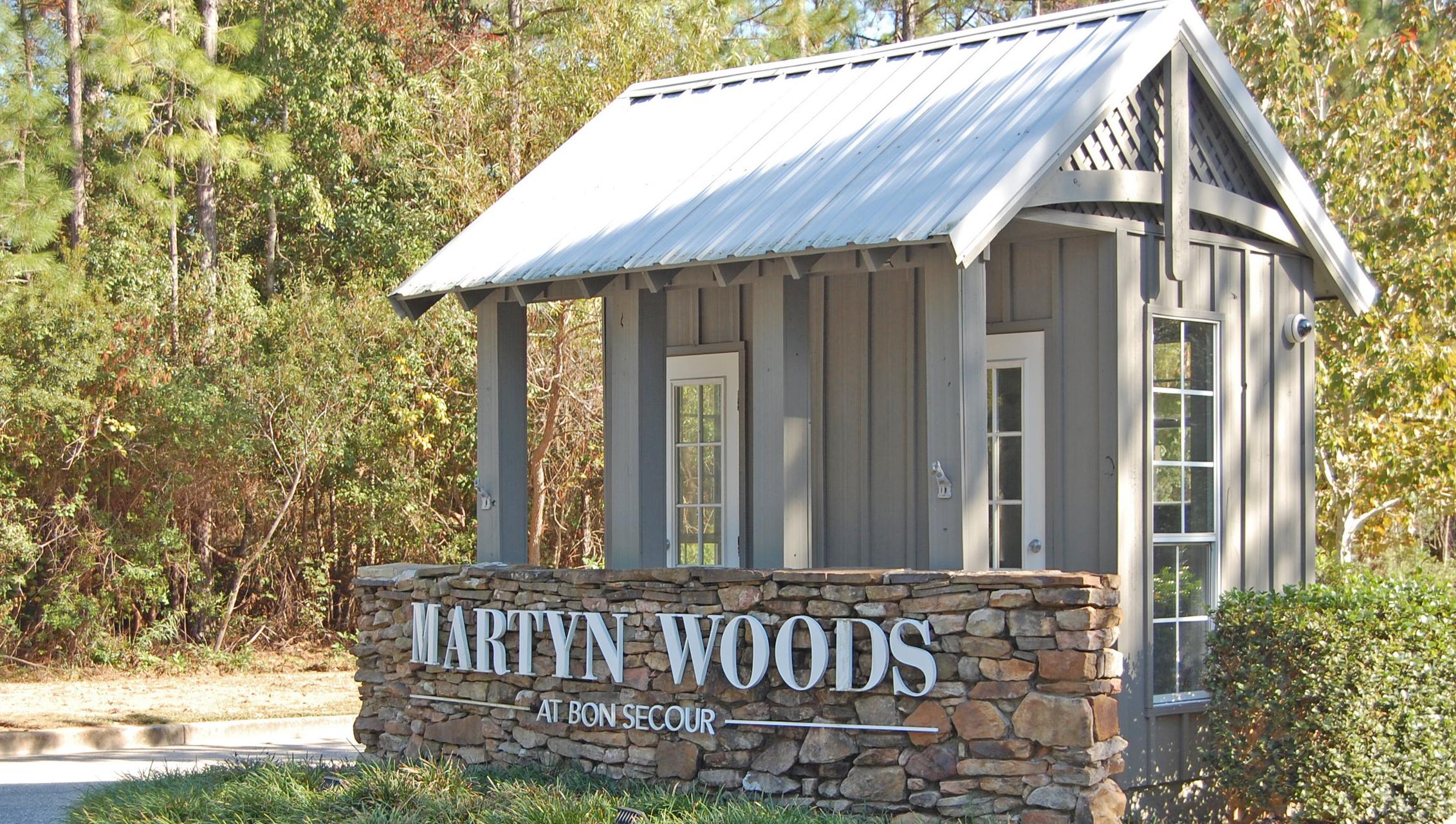 Martyn Woods