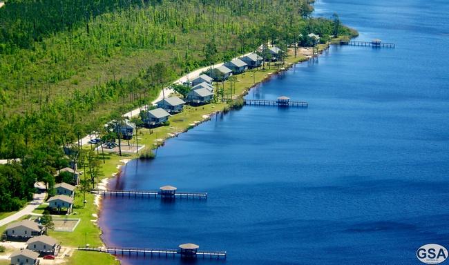 Gulf State Park Cabins