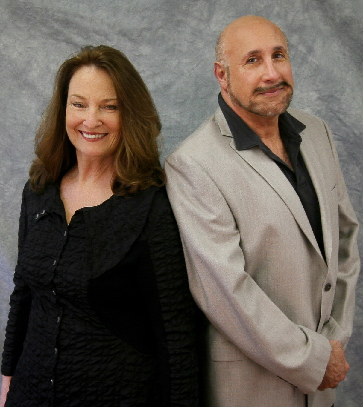 Beth Davis & Steve Feldman, your real-estate agent team.