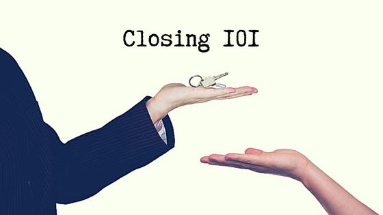 Closing 101