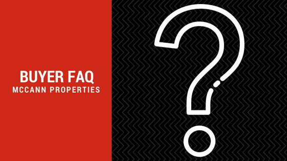 Frequently Asked Questions for Home Buyers
