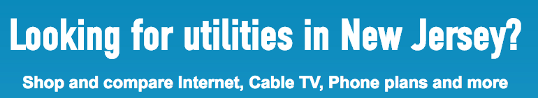 Compare prices for NJ utilities, Internet, Cable and Utilities.