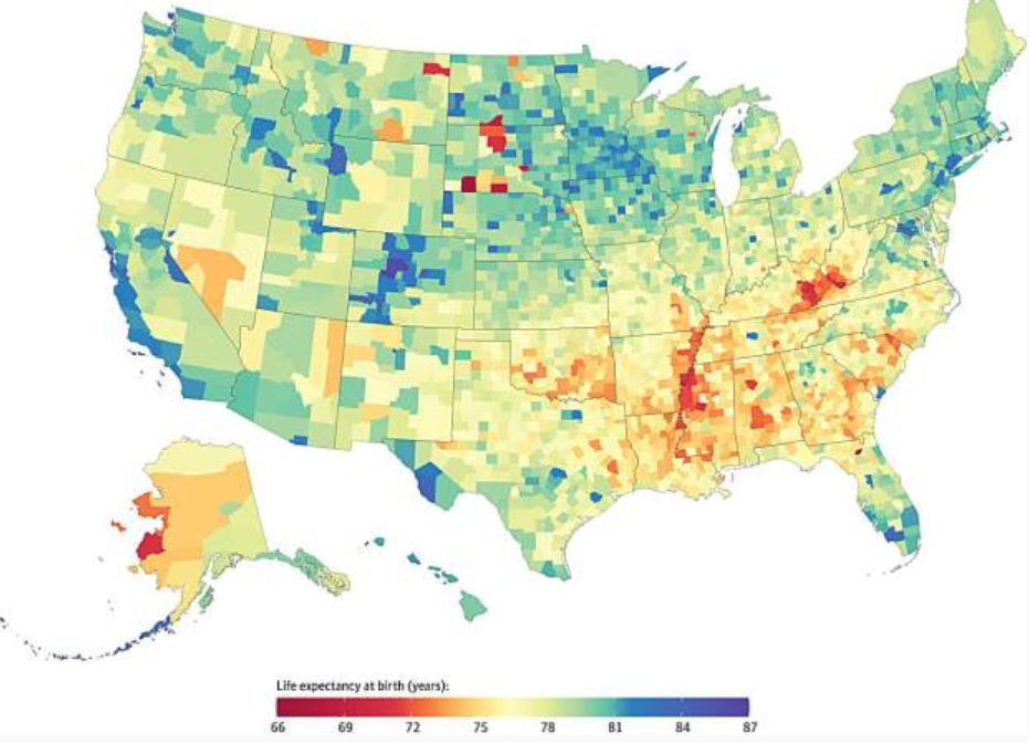 Summit County Highest Life Expectancy in The Nation
