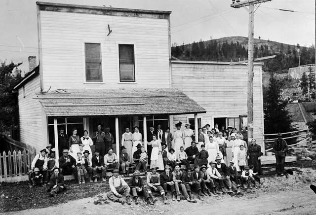 Historical Bigfork Montana
