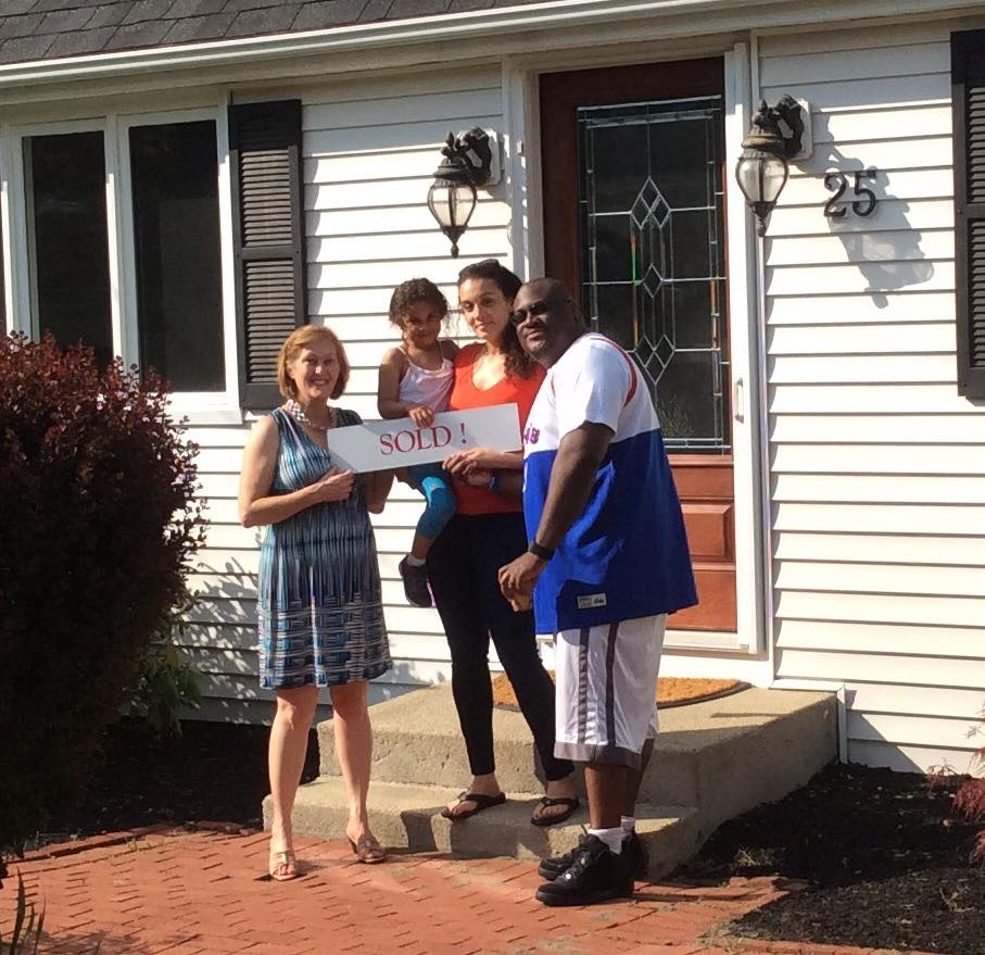 Home purchased in Cranston RI