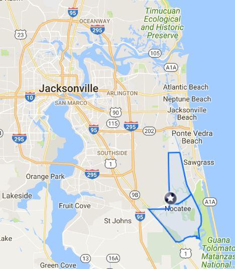 Nocatee Homes For Sale Jacksonville Fl Ponte Vedra