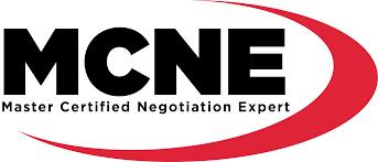 Master Certified Negotiator Expert