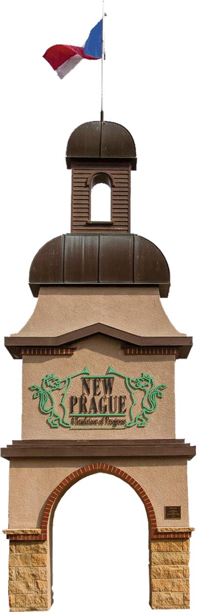 New Prague Monument