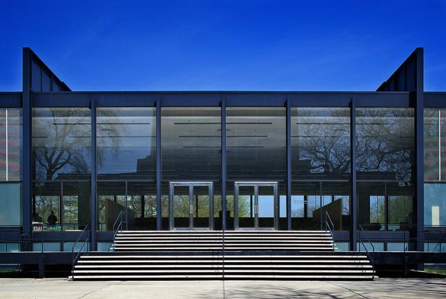 Mies van der Rohe Crown Hall