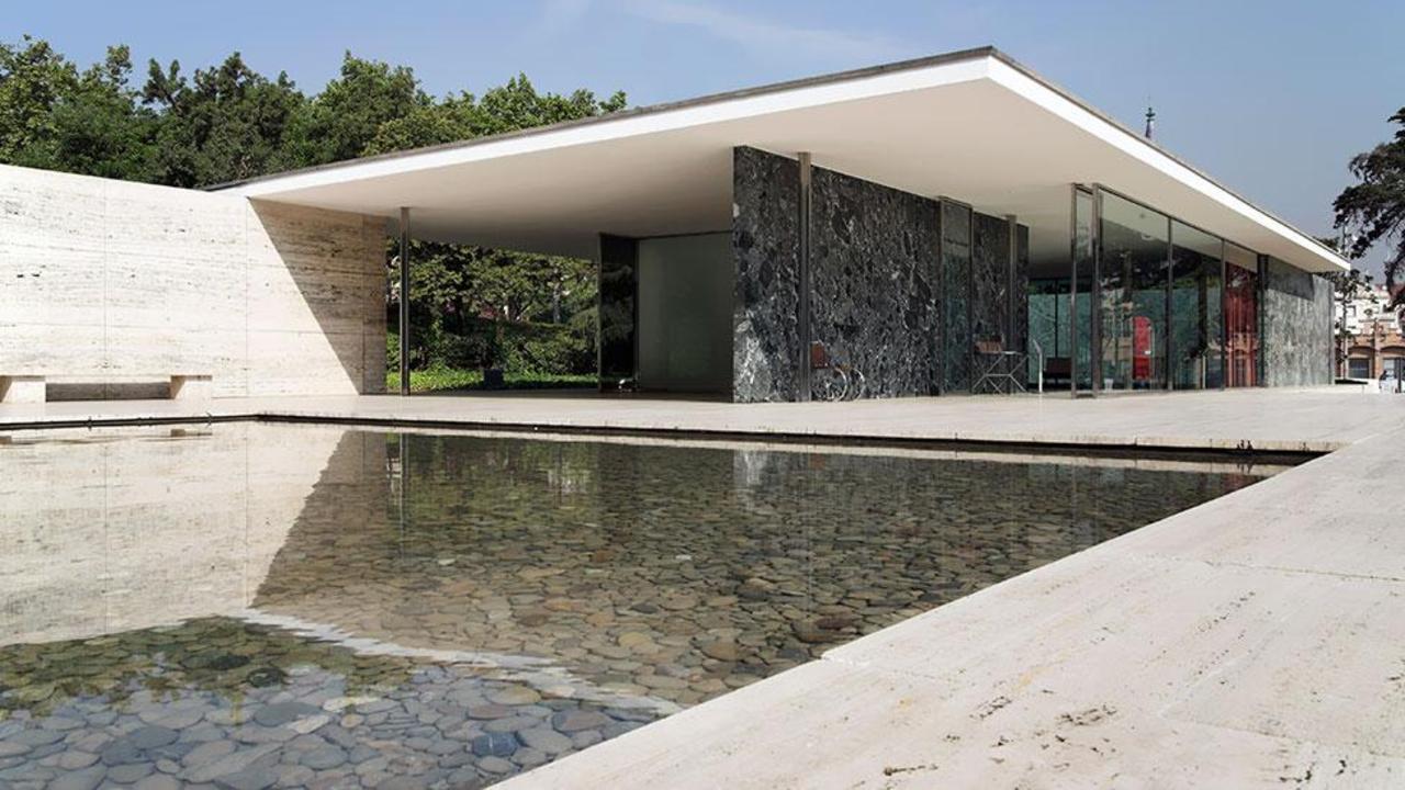 Detroit Architect Ludwig Mies Van Der Rohe