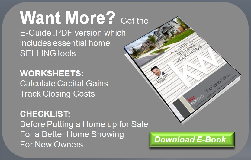Home Sellers E Guide Book How To Sell A Home List My Home For Sale