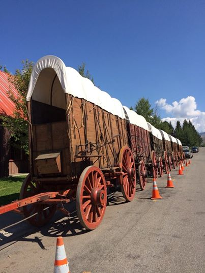 Wagon Days in Ketchum, Idaho