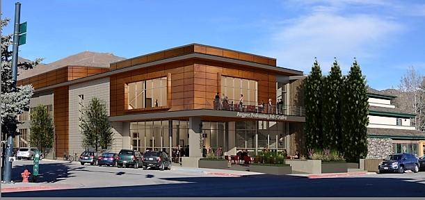 Argyros Performing Arts Center in Ketchum, Idaho