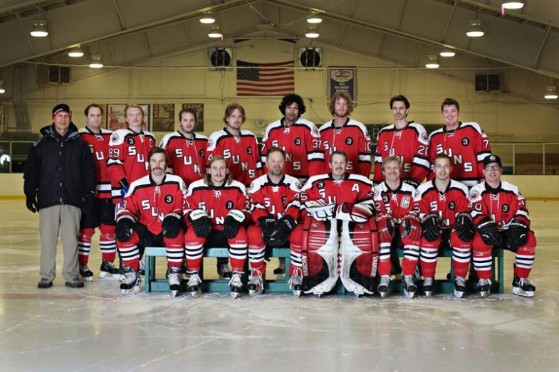 Sun Valley Suns Hockey